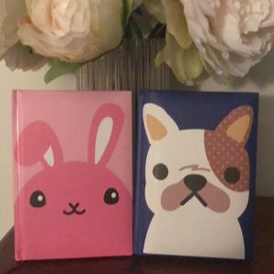 Little note books